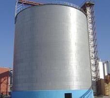 兴平大型钢板库