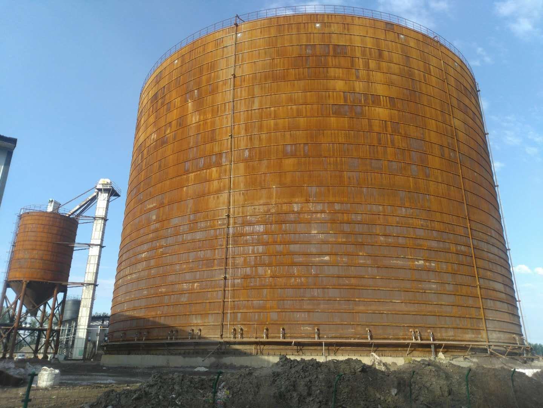 七里河大型钢板仓